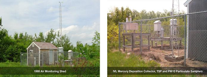 Air Monitoring Site